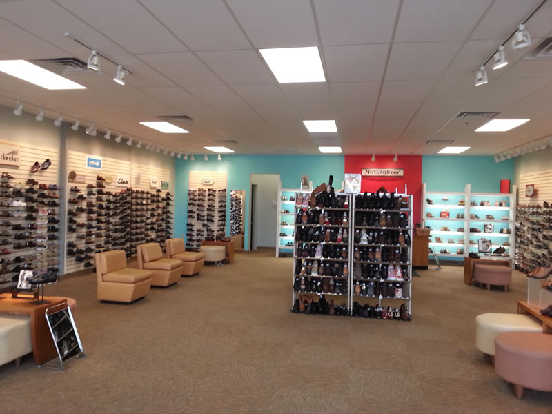 Naturalizer Stores Orthopedic Shoes